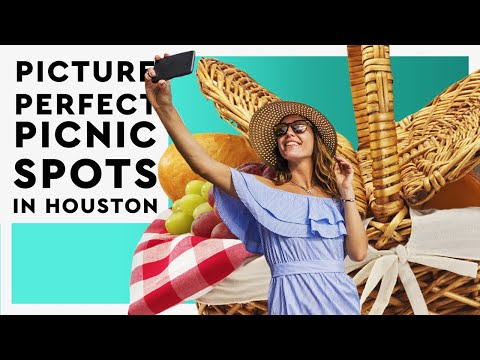 Picture Perfect | Best places for taking picnic pictures in Houston
