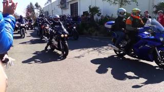 MCN ride out at Skegness! MCN Live!