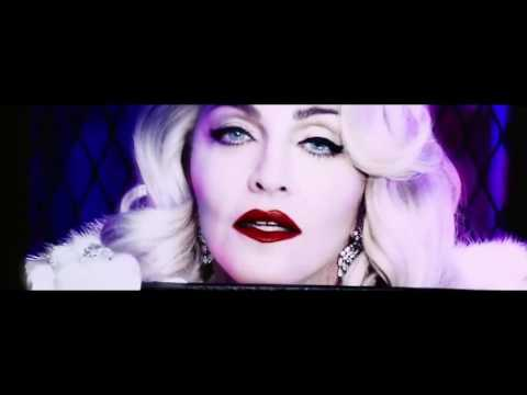 Madonna - Iconic (feat. Chance The Rapper & MikeTyson) (Official Music Video)
