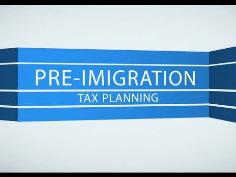 Castro & Co. - Pre Immigration Tax Planning