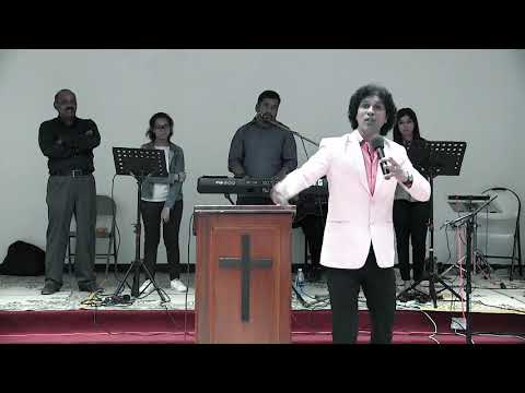 Message by Bro Ajay Chavan At ELM Church Kuwait