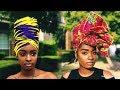 Head Wrap Tutorial   3 Easy Turban Styles