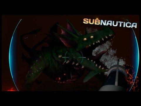 Fui Atacado pelo Sea Dragon Leviathan!! - Subnáutica #26