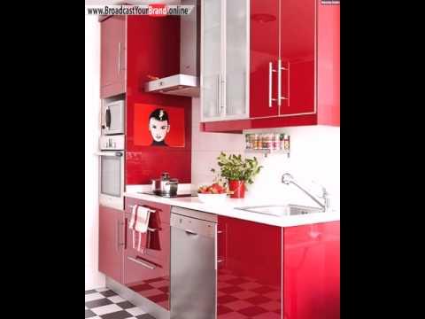 Rote Küche Farbpsychologie