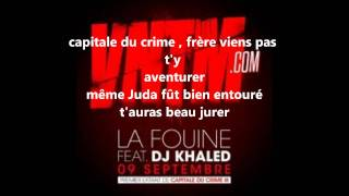 3 TÉLÉCHARGER ALBUM LA FOUINE CRIME MP3 DU GRATUIT CAPITAL