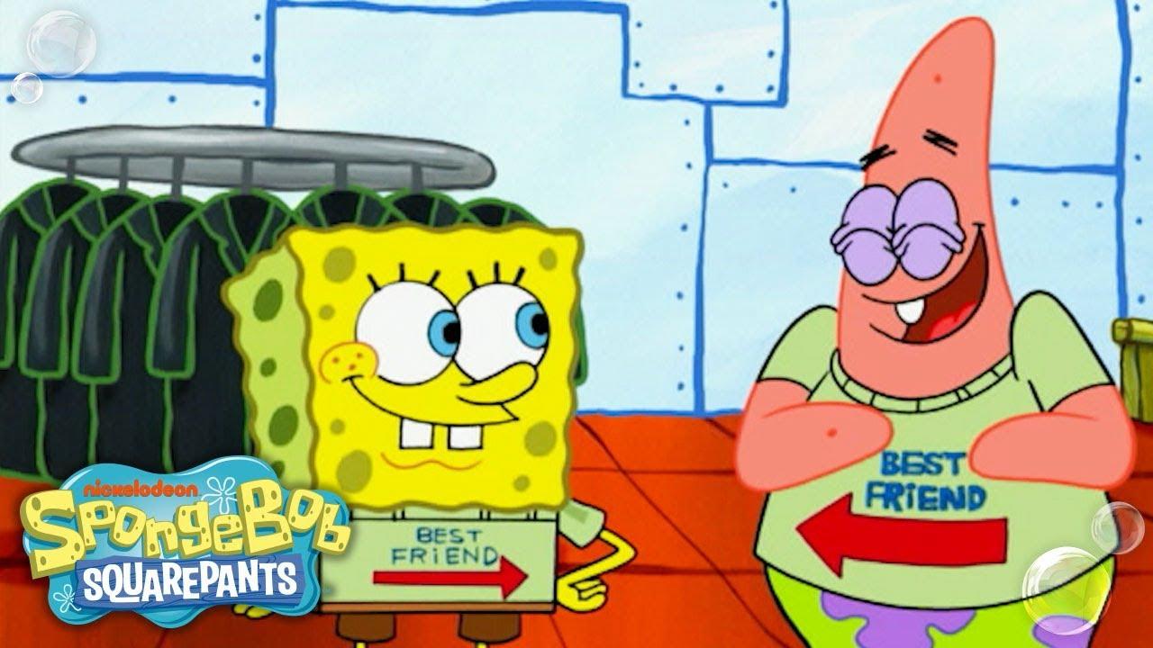 13 Best SpongeBob & Patrick BFF Moments | #SpongeBobSaturdays