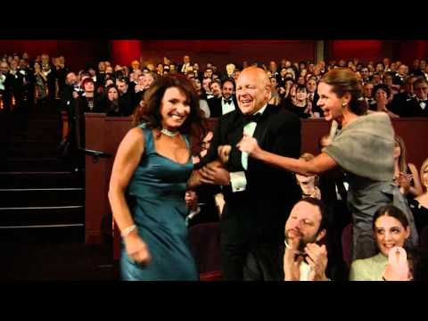 """In a Better World"" winning the Oscar® for Foreign Language Film: 2011 Oscars"