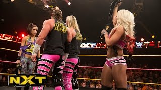 Alexa Bliss crashes Bayley's celebration: WWE NXT, October 14, 2015