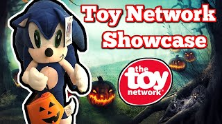 Halloween Candy Bucket Sonic Plush | Toy Network Showcase #1