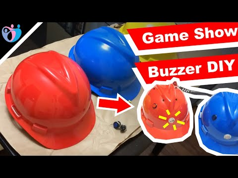 Game Show Buzzer Lockout System How-to