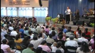 Avivamiento en Honduras 5c Unción de sanidad con palabras de ciencia