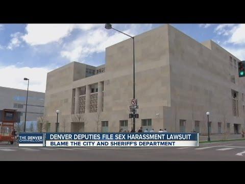 Denver deputies file sexual harassment lawsuit
