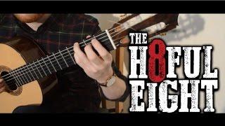 The Hateful Eight: L'Ultima Diligenza di Red Rock (Ennio Morricone) - Guitar Cover by CallumMcGaw