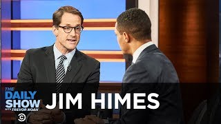 Jim Himes - Why Gun Deaths Are a Uniquely American Problem | The Daily Show