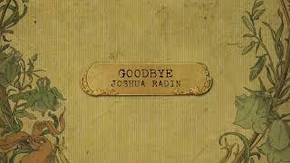 "Joshua Radin - ""Goodbye"" [Official Audio]"