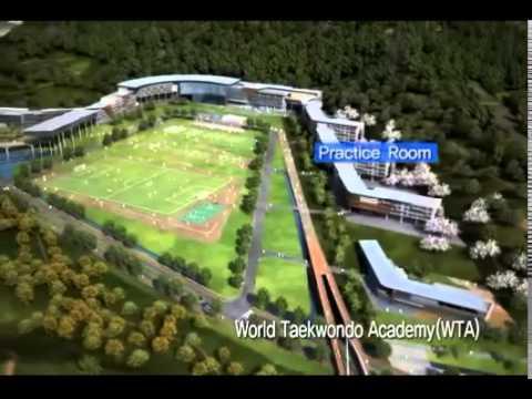 Taekwondo Park in Muju, South Korea Promotional Video