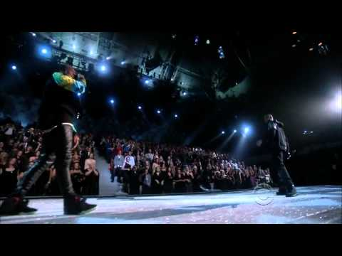 www.enveeus.com  Victorias Secret Fashion Show  2011  Part 45 Kanye West  Jay-Z