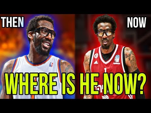 Where Are They Now? AMARE STOUDEMIRE