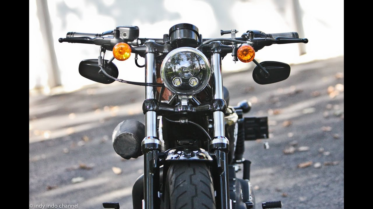 Harley Sportster Forty Eight