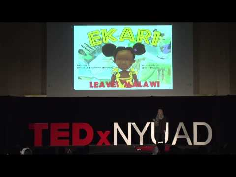Telling stories and claiming self-identities | Hayat Muhammed Seid | TEDxNYUAD