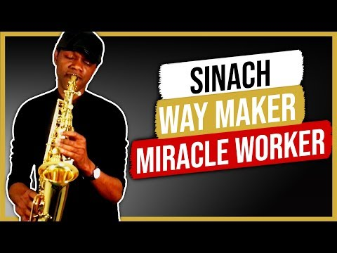 Chords for Way Maker-Sinach (Saxophone cover-Kadrian Thomas)