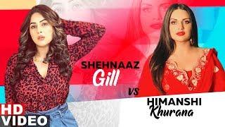 Himanshi Khurana Vs Shehnaz Gill Jukebox Latest Punjabi Songs 2019 Speed Records
