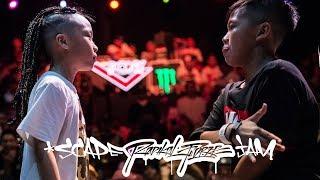 Junior Open Styles 7ToSmoke | Radikal Forze Jam 2018 | RPProds