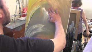 Интуитивная живопись, Сахаров, живопись для новичков