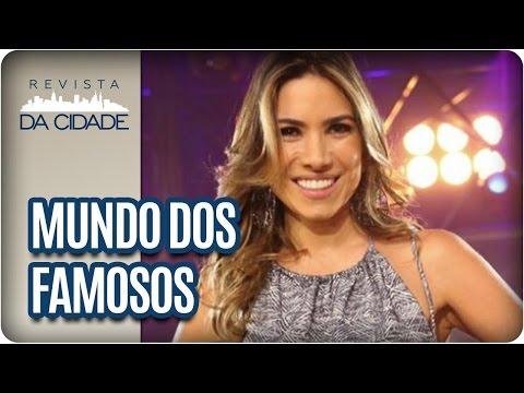 Patrícia Abravanel, Susana Vieira e Ludmilla - Revista da Cidade (13/04/2017)