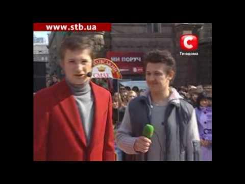 Karaoke-ukrainian vocal TV Show-STB-25 april - Dmytro Leskiv.avi