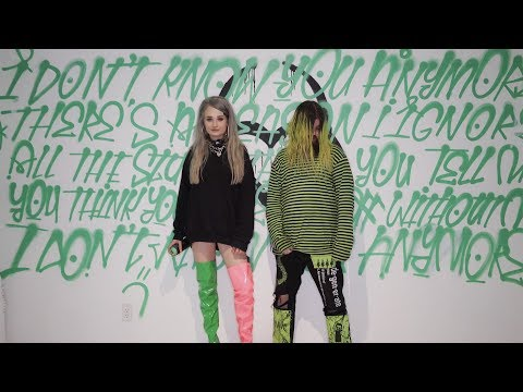 lil aaron - ANYMORE ft Kim Petras [OFFICIAL MUSIC VIDEO]
