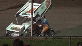 IRA Sprint Car Series | Beaver Dam Raceway 4/22/17
