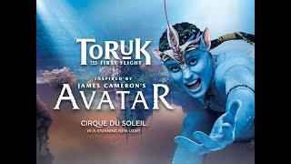 Cirque Du Soleil in Dubai, TORUK / part 1