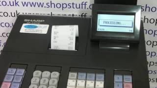 Shap XE-A207 Cash Register Z Reports: What Sales Reports Can I Run On The XE-A207 Cash Register?