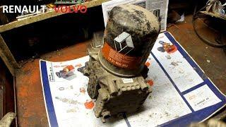 Ремонт осушувача Knorr-Bremse II40086F/EL1100/7421352785