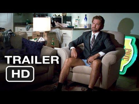 Playing for Keeps Official Trailer #1 (2012) Gerard Butler Movie HD