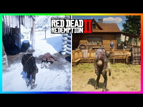 What Happens If You Bring Micah's Body To Beecher's Hope After Beating Red Dead Redemption 2? (RDR2) thumbnail