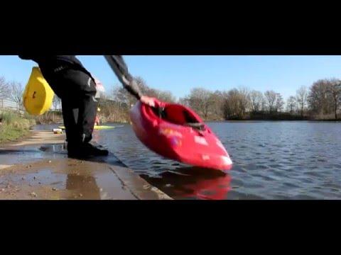 HPP Freestyle Kayaking - 2016