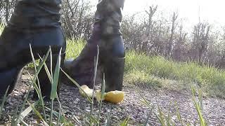 Buffalo Boots T - 24400 Apple Crush