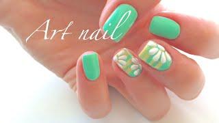 Яркий Маникюр! Дизайн Ногтей Гель лаком! Spring Summer Nail Art