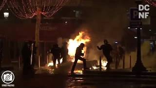 Paris Burns As The Biggest 'Climate Riot' Erupts in France