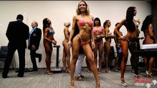 2013 IFBB World Women's Fitness Championships - Екатерина Усманова