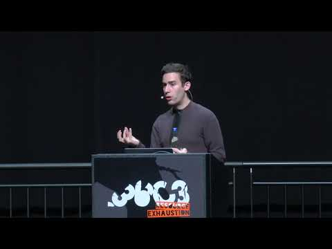 36C3 -  What's Left For Private Messaging?