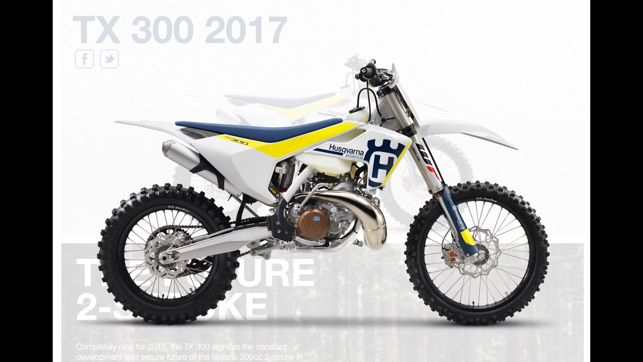husqvarna 2017 tx 300 fx 350 fx 450 new bikes episode. Black Bedroom Furniture Sets. Home Design Ideas