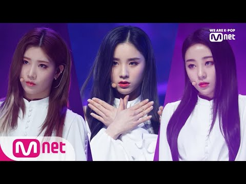 LOONA - Butterfly Comeback Stage  M COUNTDOWN 190221 EP607