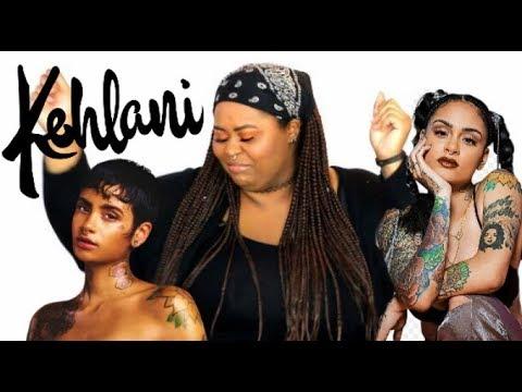 Kehlani - While We Wait  MIXTAPE REACTIONgirl what?