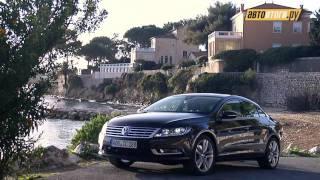 Volkswagen Passat CC 2012 репортаж