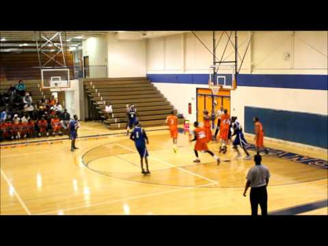 Flint City chargers vs W.Michigan Lake hawks part 1