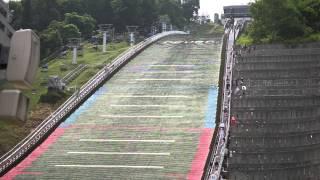 2014.8.3 高梨沙羅 大倉山サマージャンプ