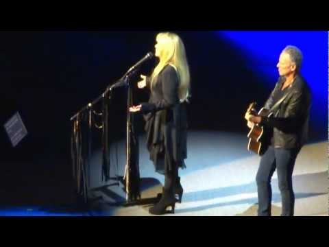 Fleetwood Mac - Wells Fargo Center Philadelphia April 6, 2013 - Landslide